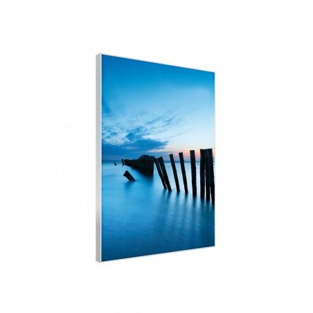 Slim Rama Aluminiowa kwadrat 60x60cm z wydrukiem