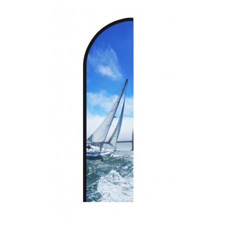 Aluminiowa Flaga plażowa
