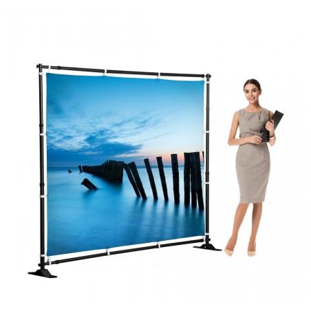 Ścianka reklamowa Mobilna Flex Wall 200x180cm