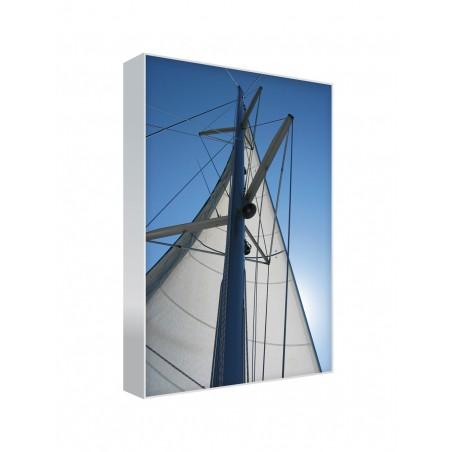 Business Rama Aluminiowa 60x60cm obraz
