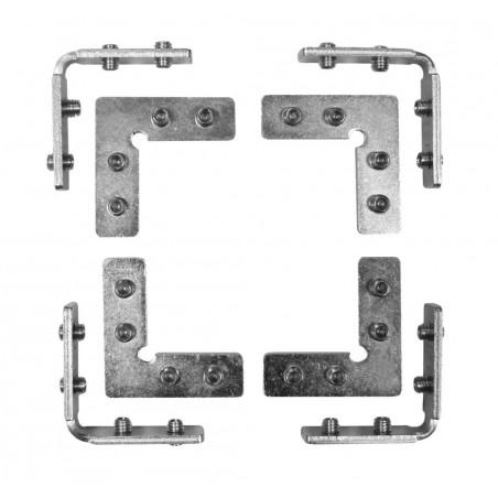 Rama Aluminiowa Business 300x200cm, 3x2m z wydrukiem