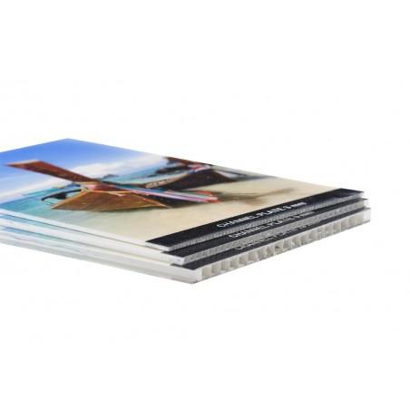 Płyta Channel plate kanalikowa 3mm, pcv