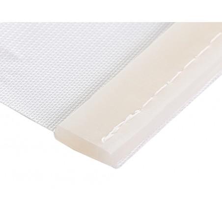 Baner tekstylny Samba 195 g/m² B1, cięty lub z taśmą silikonową
