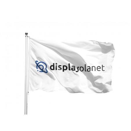 Flaga reklamowa Polyglans 115 g/m²
