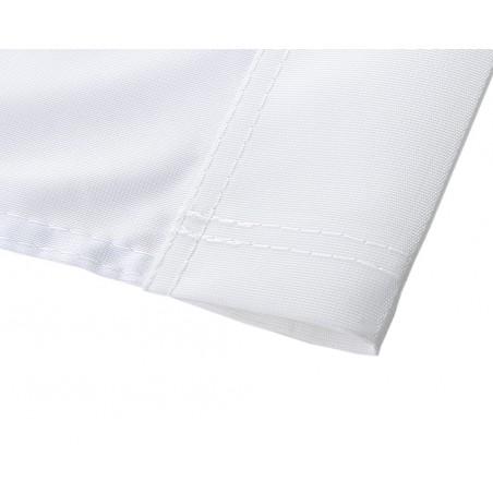 Flaga reklamowa ekologiczna Eco Polyglans 115 g/m² B1 z tunelem