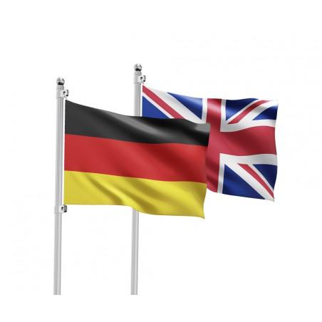 Flaga narodowa dowolnego kraju, dowolny rozmiar