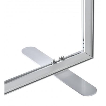 Podstawa metalowa do stabilizacji Ram Aluminiowych Business stojących