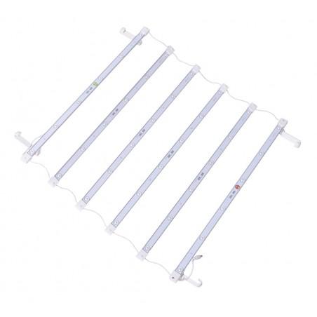 Zestaw oświetlenia LED do ścianki SEG Pop-up 4 x 3