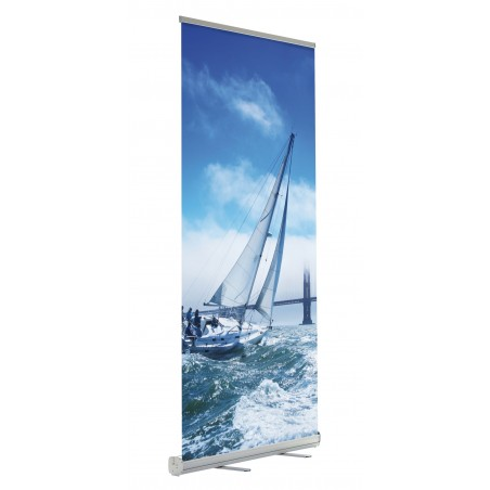Eco Roll-up 85x200cm wydruk+kaseta+torba