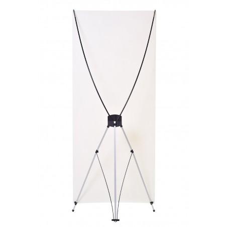 X-Banner 80x180cm z torbą transportową