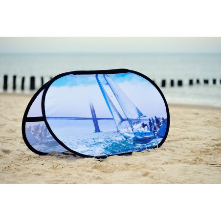 Stojak Plażowy Beachbanner S