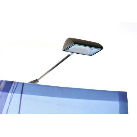 Ścianka reklamowa Pop-up 230x230cm z oświetleniem