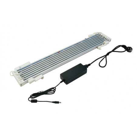 Stolik targowy SEG z oświetleniem LED