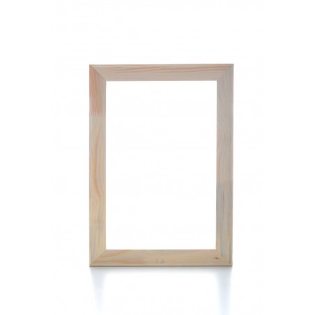30x42cm obraz w ramie drewnianej