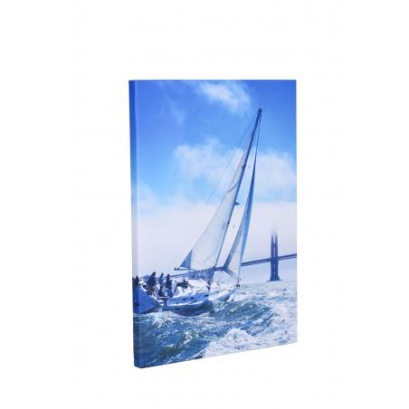 Rama Drewniana jako obraz canvas 42x60cm A2