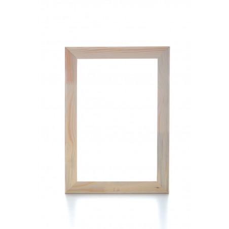 Rama drewniana z wydrukiem 60x60cm