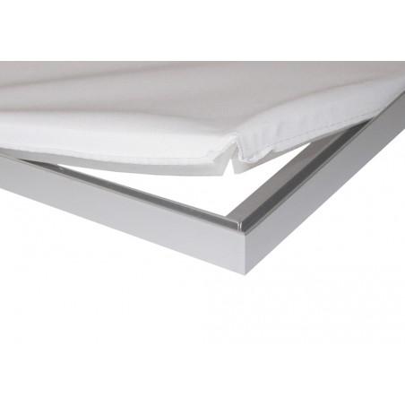 Slim Rama Aluminiowa kwadrat 50x50cm z dowolnym wydrukiem